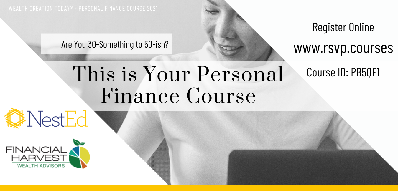 This is your personal finance course